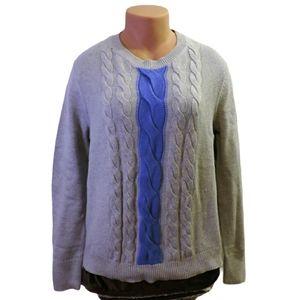 Tommy Hilfiger warm pullover knit wool sweater XXL